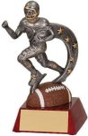 Football Action Star Resin Trophy Action Star Resin Trophies