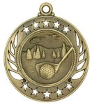 Golf Galaxy Medal All Trophy Awards
