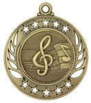 Music Galaxy Medal All Trophy Awards