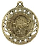 Basketball Galaxy Medal All Trophy Awards