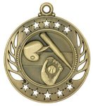 Baseball Galaxy Medal All Trophy Awards