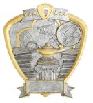 Signature Series Knowledge Shield Award All Trophy Awards