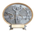 Legend Track & Field Oval Award All Trophy Awards