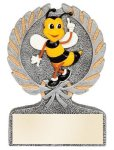 Spelling Bee Multi Color Sport Resin Figure All Trophy Awards