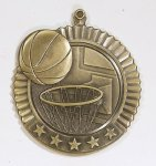 Star Basketball Medals All Trophy Awards