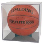 Basketball or Soccer Display Case Basketball Display Case