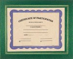 Green Certificate Holder Certificate Holders