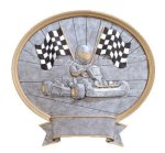 Legend Go-Kart Oval Award Circle Awards