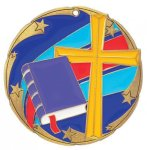 Color Star Religion Medals Color Star Medals