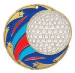 Color Star Golf Medals Color Star Medals