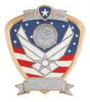 Signature Series Air Force Shield Award Eagle Awards