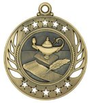Knowledge Galaxy Medal Education Trophy Awards
