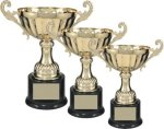 Gold Metal Loving Cup Employee Awards