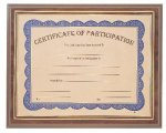 Certificate Plaque Employee Awards