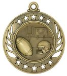 Football Galaxy Medal Football Trophy Awards