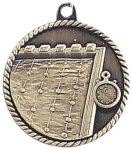 High Relief Medallion - Swimming High Relief Medallion Awards