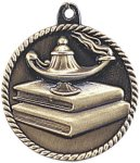 High Relief Medallion - Education High Relief Medallion Awards