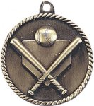 High Relief Medallion - Baseball High Relief Medallion Awards