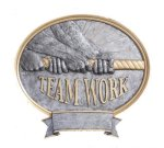 Legend Teamwork Oval Award Oval Resin Trophy Awards