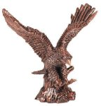 Bronze Eagle Resin Trophy Sales Awards