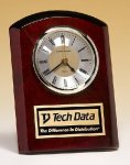 Piano-Finish Desk Clock Sales Awards