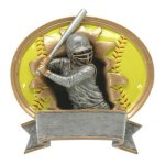 Sport Blaster Legend Softball Sport Blaster Resin Trophies