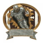 Sport Blaster Legend Football Sport Blaster Resin Trophies