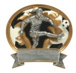 Sport Blaster Legend Soccer Female Sport Blaster Resin Trophies