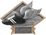 Track - Diamond Plate Resin Trophy Track Trophy Awards