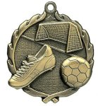 Wreath Soccer Medals Wreath Awards